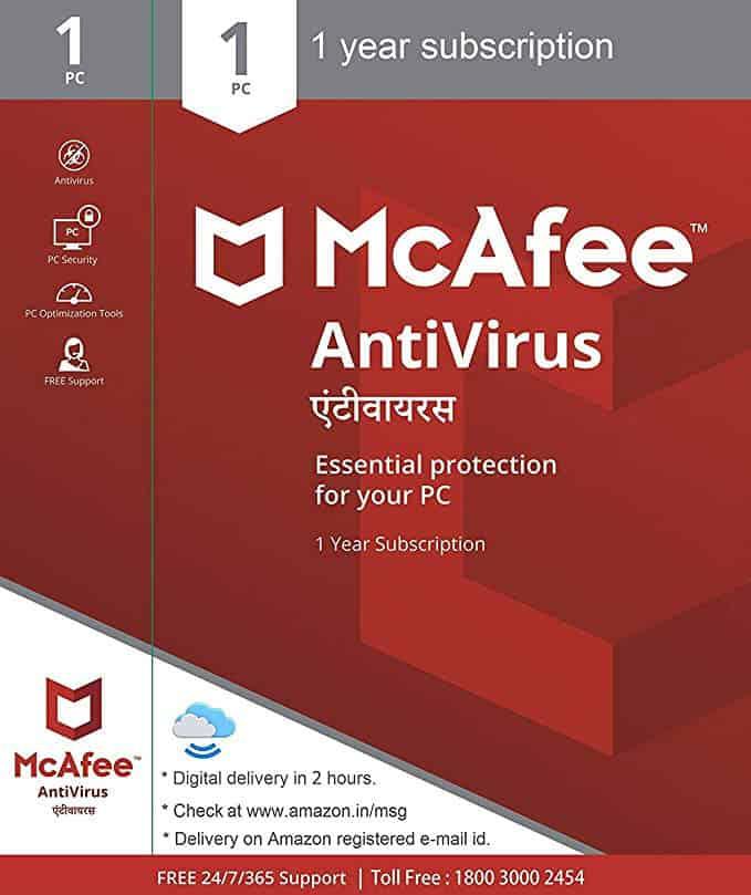 Top 3 Best Antivirus Software In Amazon India 2020