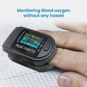 cheap oximeter